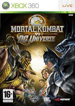 Descargar Mortal Kombat Vs DC Universe [MULTI5] por Torrent
